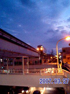 モノレール駅